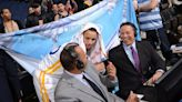 The Voice of the Hornets Is Creating His Own Buzz