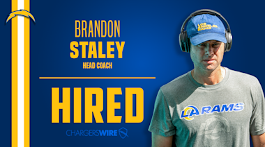 Takeaways from Chargers HC Brandon Staley's introductory presser