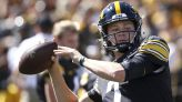 College football scores, schedule, NCAA top 25 rankings, games today: Iowa, BYU in action