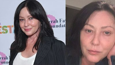 Fans Are Making Shannen Doherty's Powerful Makeup-Free Instagram Go Viral