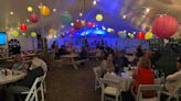 Lure Seafood and The Famous Bistro partner in the Good Time Tent to keep seated dining in Owensboro