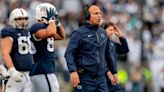 Penn State head coach James Franklin discusses changing agents, Sean Clifford's health and more