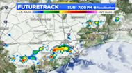 Rain chances increase as front arrives in Houston this week