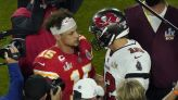 Patrick Mahomes, Tom Brady share cover of 'Madden NFL 22'