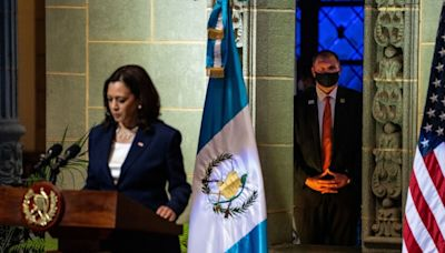 News Analysis: Harris' Latin America trip shows complications and contradictions in immigration strategy