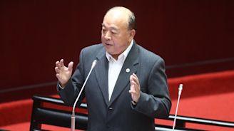 吳斯懷持續挑釁國民黨