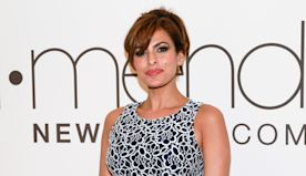 Eva Mendes Has a Genius Trick to Get Her 3-Year-Old Excited About Piano