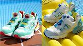時尚|Reebok x adidas Originals造夢幻色 ZX Fury聯名新鞋今開賣 | 蘋果新聞網 | 蘋果日報