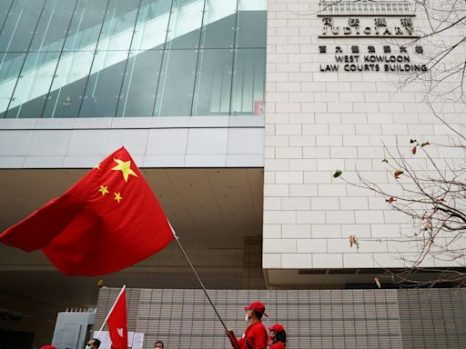 China will bully the West like Hong Kong if governments do not reduce ties, report warns