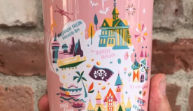 Starbucks Just Released New Disney Mugs Showcasing Park Icons! | Mix 104.7 | Valentine In The Morning
