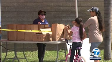 Santa Ana Unified serves 1 millionth meal amid school closures