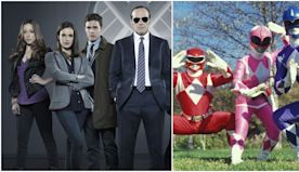 Agents Of SHIELD Characters & Their Power Rangers Counterparts