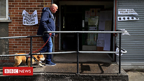 Welsh election: Record turnout but low compared to Westminster and Scotland