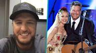 Luke Bryan Believes Blake Shelton & Gwen Stefani Went About Their Journey In The Right Way