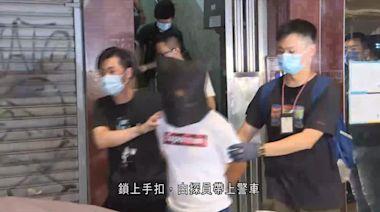 單位藏5公斤大麻精 三男女涉販毒被捕 警:尼泊爾飾物掩飾空運抵港