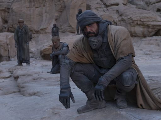 'Dune' $40M+ Domestic Opening Is Best For Warner Bros HBO Max Day/Date Title & Denis Villeneuve