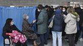 Ukraine sees new record high in virus deaths, infections
