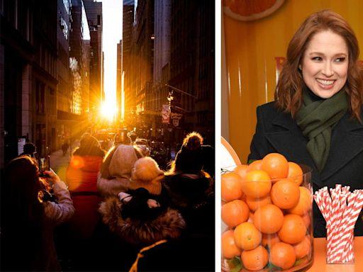 The Office's Ellie Kemper Talks Manhattanhenge, New York food, and Scranton, PA