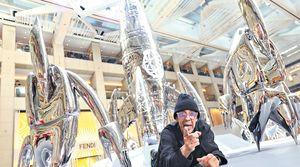 傳奇塗鴉大師FUTURA 創作要開心、與品牌合作切忌貪心 - 香港經濟日報 - 報章 - 副刊