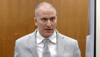 Chauvin to appeal conviction, sentence in Floyd's death