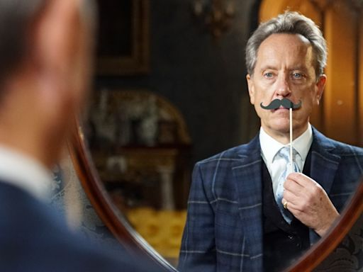 Agatha and Poirot: Partners in Crime served to get 'ze little grey cells' working