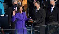 AKA sorority members celebrate Kamala Harris inauguration