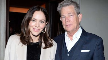 Katharine McPhee Pregnant With First Child With David Foster