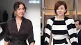 Rosamund Kwan hangs out with Carina Lau, first time since fell out