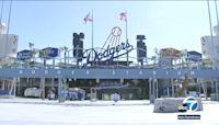 Dodger Stadium reopens with $100 million in renovations
