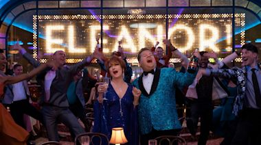 The Prom, review: James Corden tries to solve homophobia with a musical – and fails