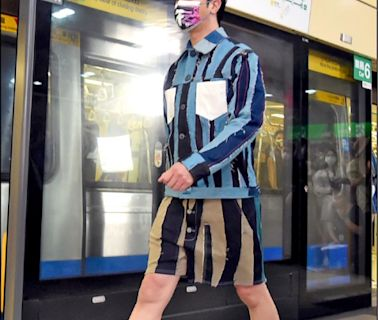 【消費快遞】臺北時裝週 永續永恆零廢棄─Story Wear衣窺齊柏林鏡頭 織本主義環保面料 C JEAN環境共生