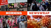 Morning Newswrap | Coronavirus News | R-Value On Rise | Wuhan Covid Threat | US Delta Horror News