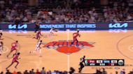 Game Recap: Knicks 112, 76ers 99
