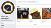 Neo-Nazis are still on Facebook, and they're making money