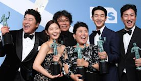 'Parasite' Is the First Foreign-Language Film to Win Best Cast SAG Award