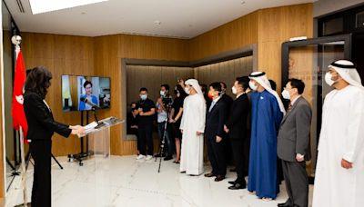 香港駐迪拜經濟貿易辦事處投入運作(附圖)