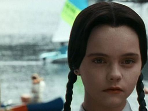 In case you were wondering, here's what Wednesday Addams looks like now