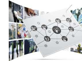 元太攜手日本理光推42吋電子白板 搶攻醫療、商務市場