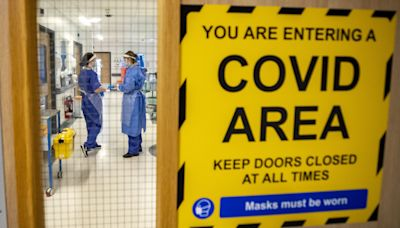 UK hits highest level of coronavirus deaths and cases in months