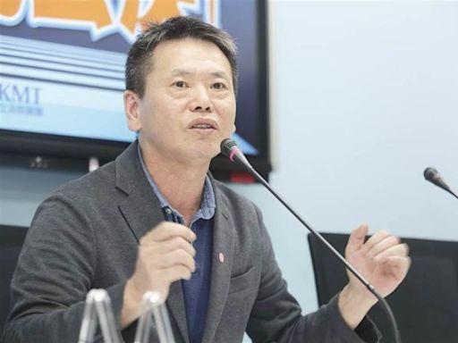 朱立倫覆電沒「民國」? 林為洲嗆綠營:用中華民國申請CPTPP