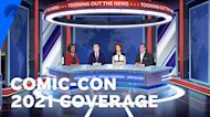 Stephen Colbert Presents Tooning Out The News | Comic-Con@Home 2021 Special Coverage | Paramount+