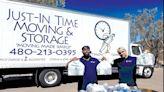 Mesa moving company helps local food bank