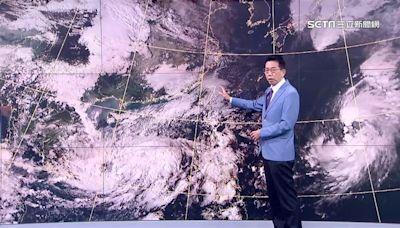 準氣象/東北風繼續吹!北部濕涼探19度 颱風對台影響曝