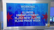 More Than 15,000 Unemployment Claims Filed In Illinois Last Week Amid COVID-19 Pandemic