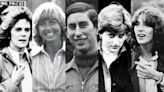 Prince Charles's dating history, from Camilla Parker Bowles to Princess Diana's sister