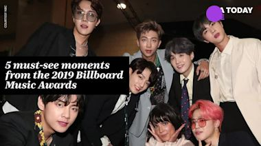 BTS, Taylor Swift: 5 moments from Billboard Music Awards