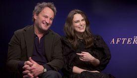 Aftermath' interview: Keira Knightley and Jason Clarke talk 'Bend It Like Beckham'