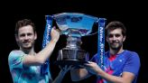 Koolhof and Mektic claim ATP Finals doubles title