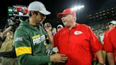 """Andy Reid expects """"nice competition"""" between Patrick Mahomes, Aaron Rodgers"""