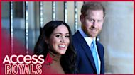 Will Meghan Markle & Prince Harry's Second Child Have A Royal Title?